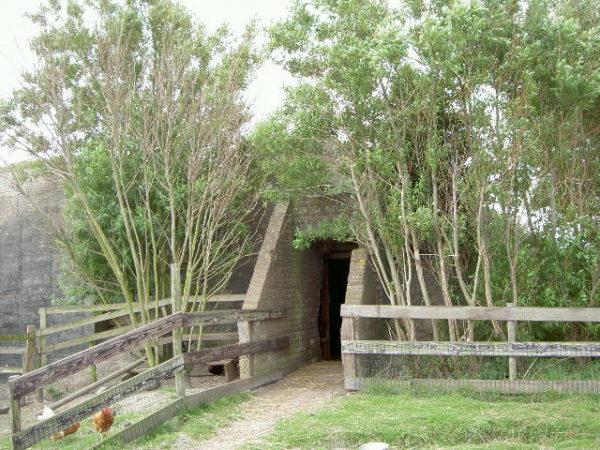 Water-bunker