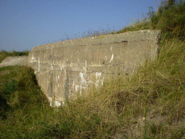 Festung IJmuiden-Bunker-134-Ammunition-bunker