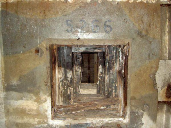 Festung IJmuiden-Bunker-502-Group-shelter