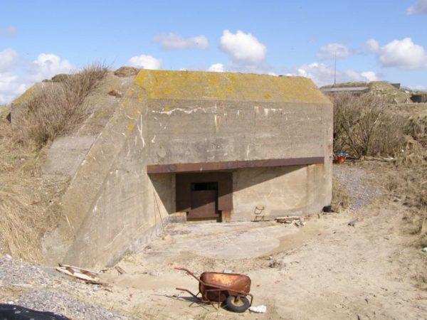 Festung IJmuiden-Bunker-631-Casemate