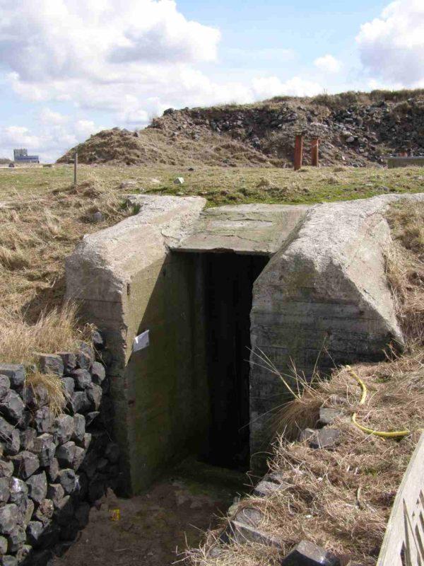 Festung IJmuiden-Bunker-635-Twin-group-bunker