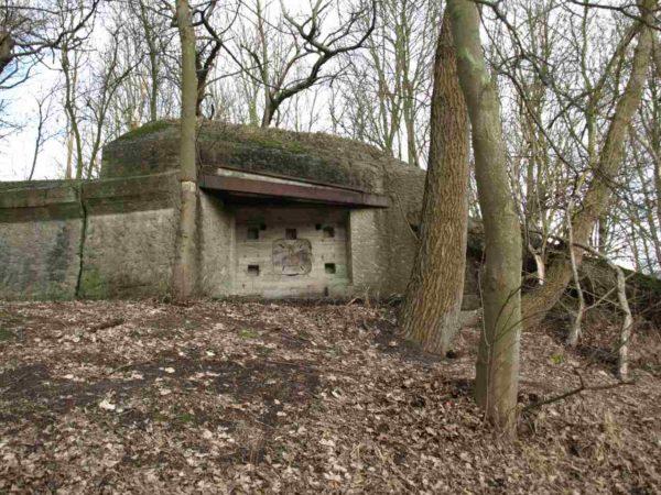 Festung IJmuiden-Bunker-676-Casemate