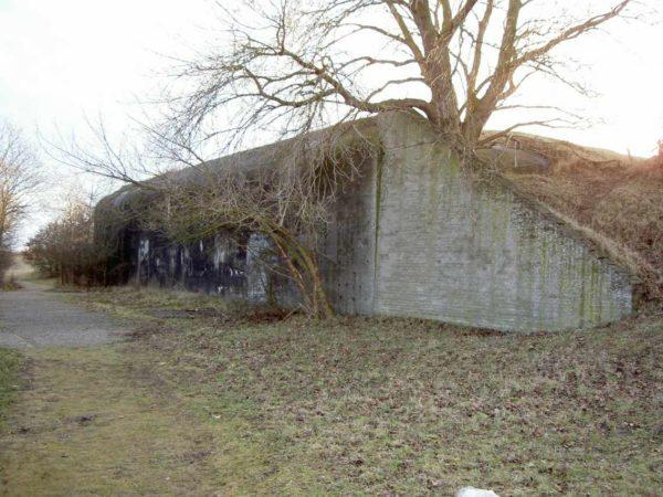 Festung IJmuiden-Bunker-Fl246-Ammunition-depot
