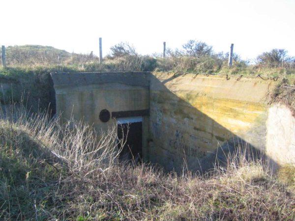 Festung IJmuiden-Bunker-M151-Quarters