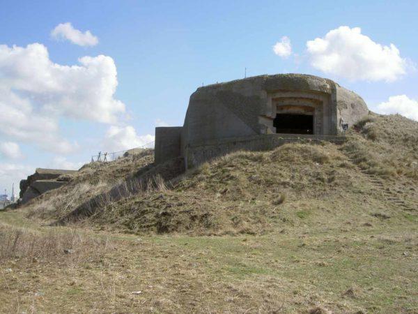 Festung IJmuiden-Bunker-M170-Casemate+656-Fifteen-man-bunker S.K..