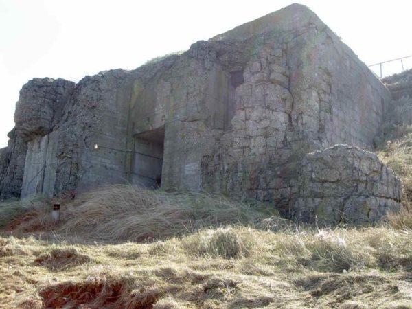 Festung IJmuiden-Bunker-M170-Casemate+656-Fifteen-man-bunker S.K.
