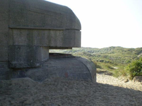 Festung IJmuiden-Bunker-M178-Fire-control-post