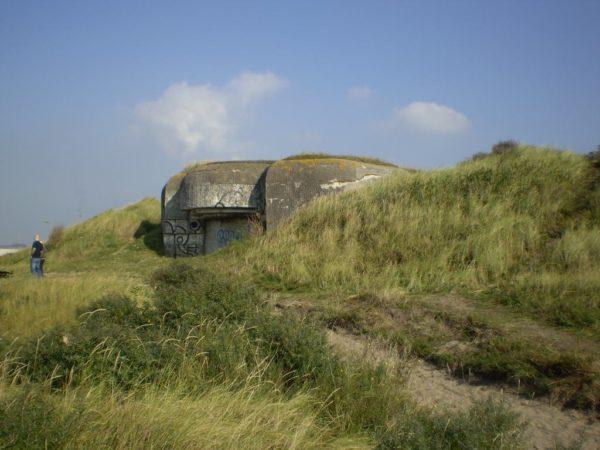 Festung IJmuiden-Bunker-M272-Casemate-120°