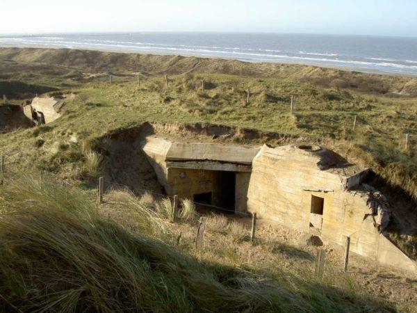 Festung IJmuiden-Bunker-V143-Radar-bunker