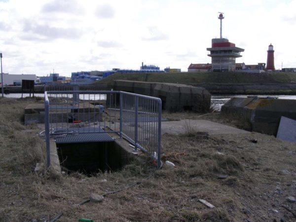 Festung IJmuiden-Bunker-VF2a-Group-shelter