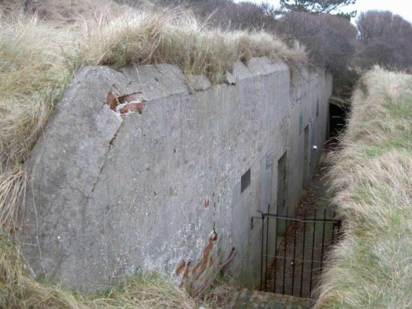 Festung IJmuiden-Kitchen-bunker