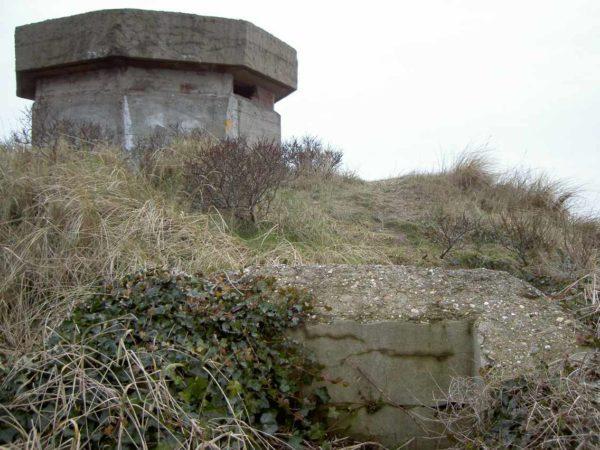 Festung IJmuiden-Observation-post