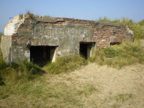 Festung IJmuiden-Personnel-shelter