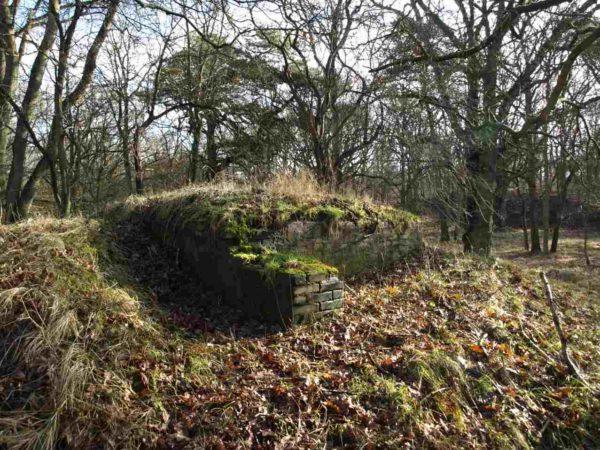Festung IJmuiden-Toilet-bunker