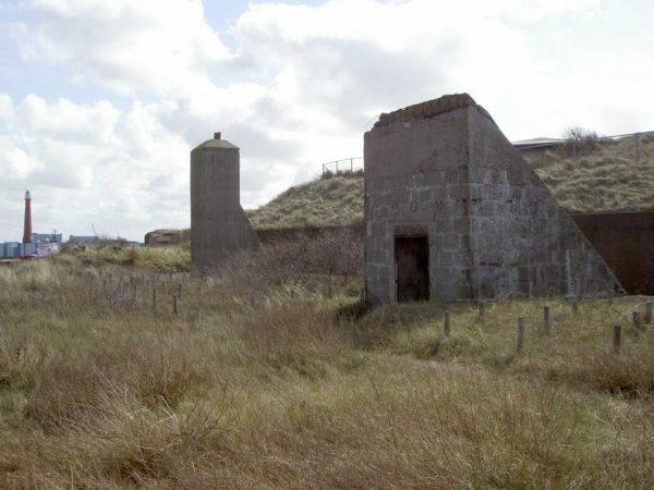 Festung IJmuiden-Water-supply-bunker-S.K.