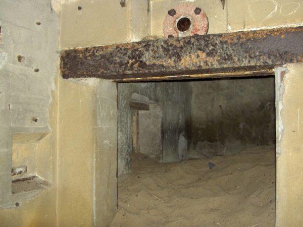 Bunker-S449-Measuring-post