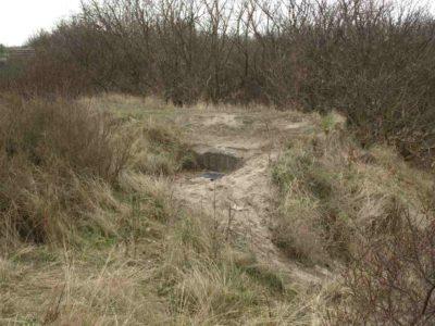 Bunker Küver434 Transformator bunker 1 400x300 - Stützpunktgruppe Scheveningen