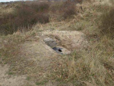 Bunker Küver434 Transformator bunker 2 400x300 - Stützpunktgruppe Scheveningen