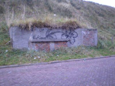 Bunker Küver450a Group shelter 1 400x300 - Stützpunktgruppe Scheveningen