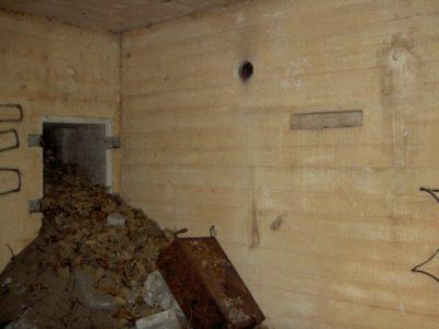 Bunker Küver451b Shelter for up to 18 men 2 1 400x300 - Stützpunktgruppe Scheveningen