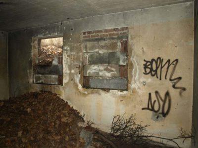 Bunker Küver451b Shelter for up to 18 men 2 400x300 - Stützpunktgruppe Scheveningen