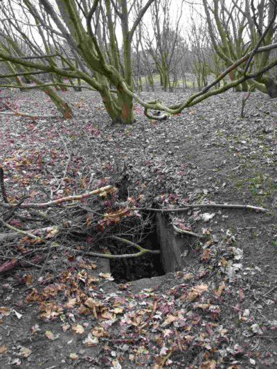 Bunker Küver451b Shelter for up to 18 men 400x533 - Stützpunktgruppe Scheveningen