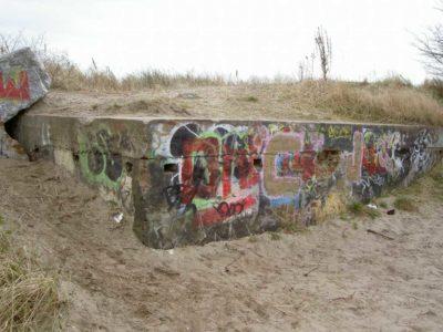Bunker Küver467 Personnel shelter 400x300 - Stützpunktgruppe Scheveningen