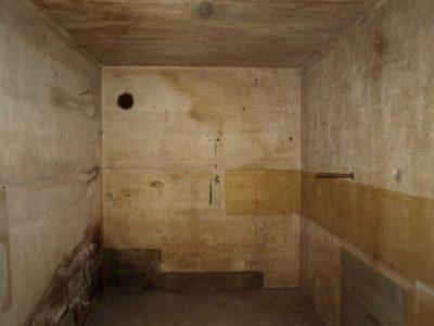 Machinery-bunker