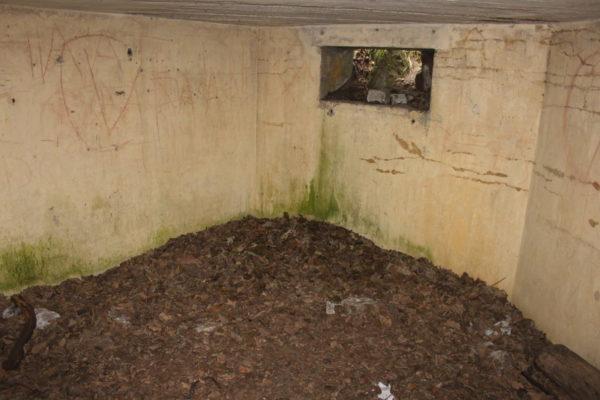 Ammunition-bunker