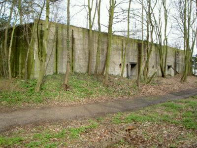 Bunker 118a-Dressing-station