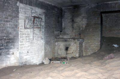 Washing-bunker
