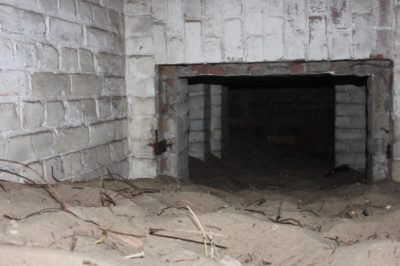 Water-supply-bunker